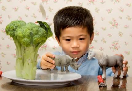 专家解说孩子营养不良的信号